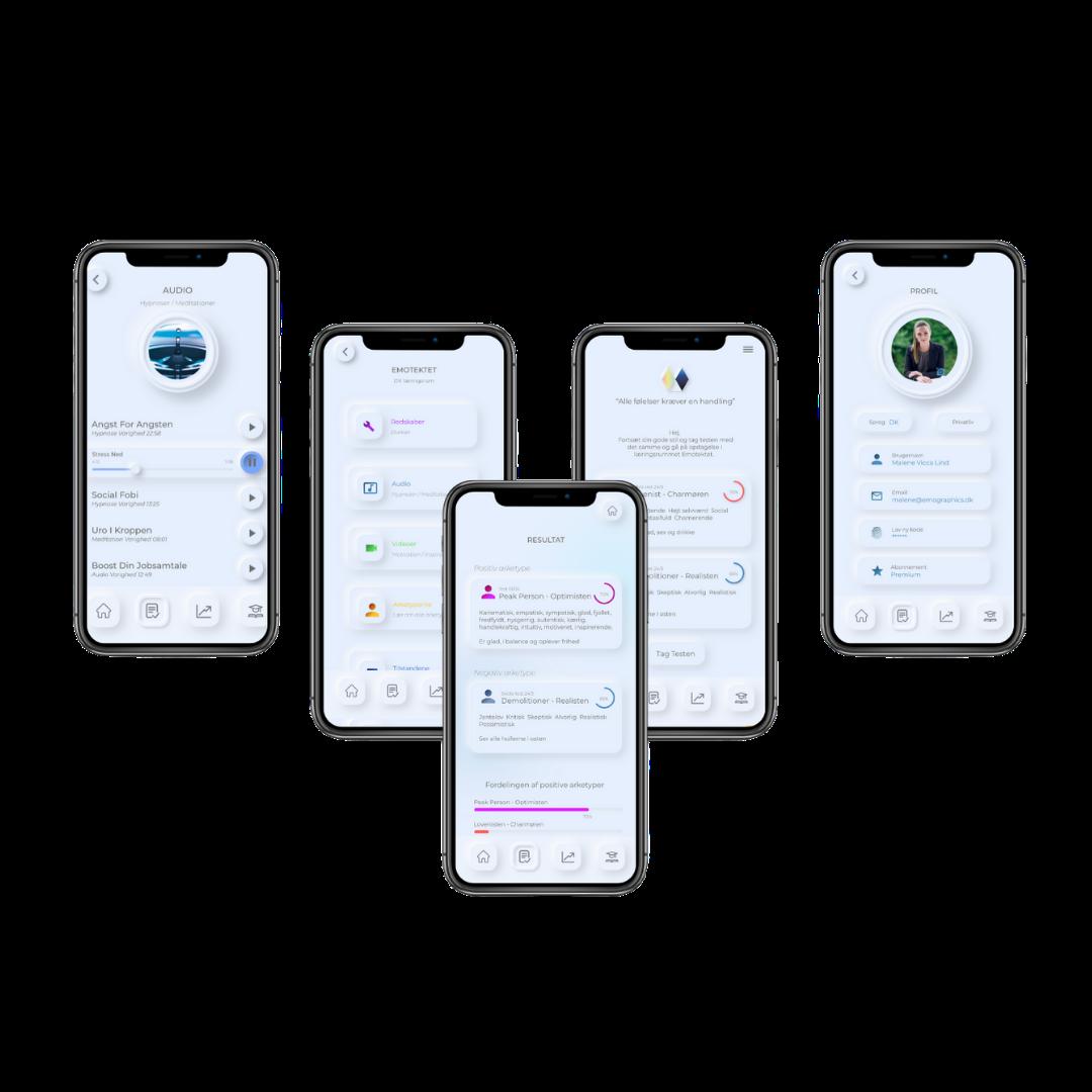 E-motion App